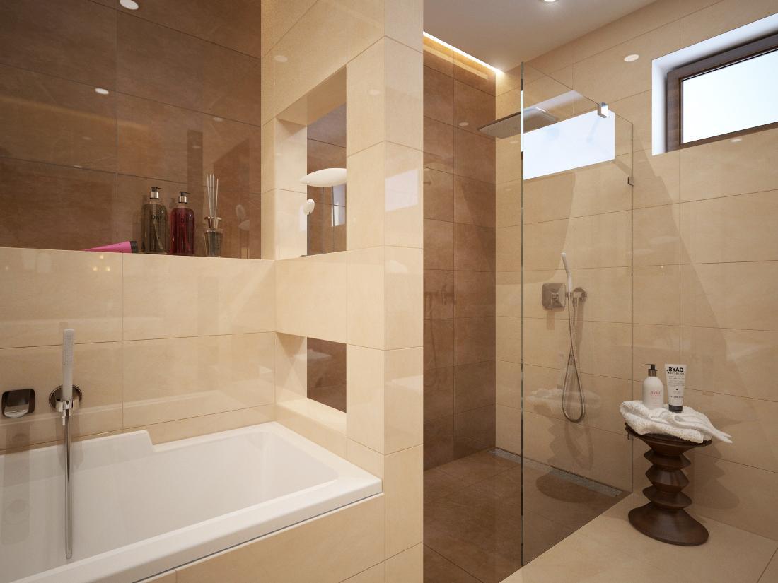 3D návrhy kúpeľní - vizualizácie - Obrázok č. 67