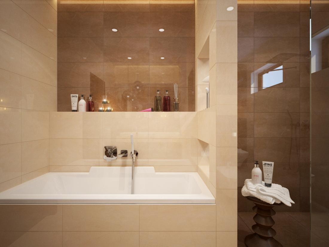 3D návrhy kúpeľní - vizualizácie - Obrázok č. 68