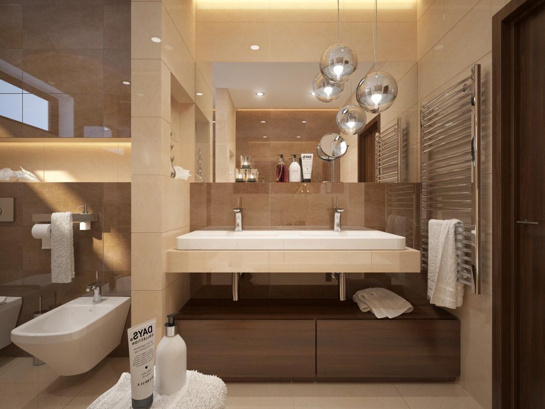 3D návrhy kúpeľní - vizualizácie - Obrázok č. 69