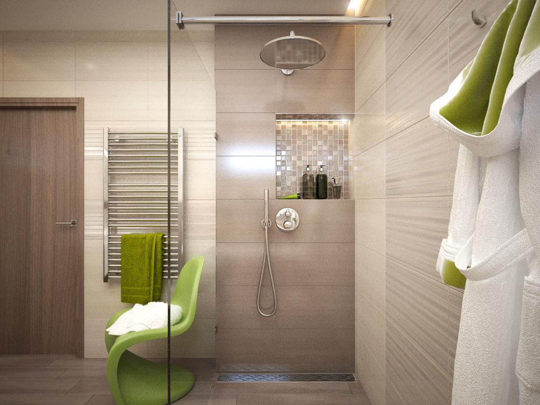 3D návrhy kúpeľní - vizualizácie - Obrázok č. 72