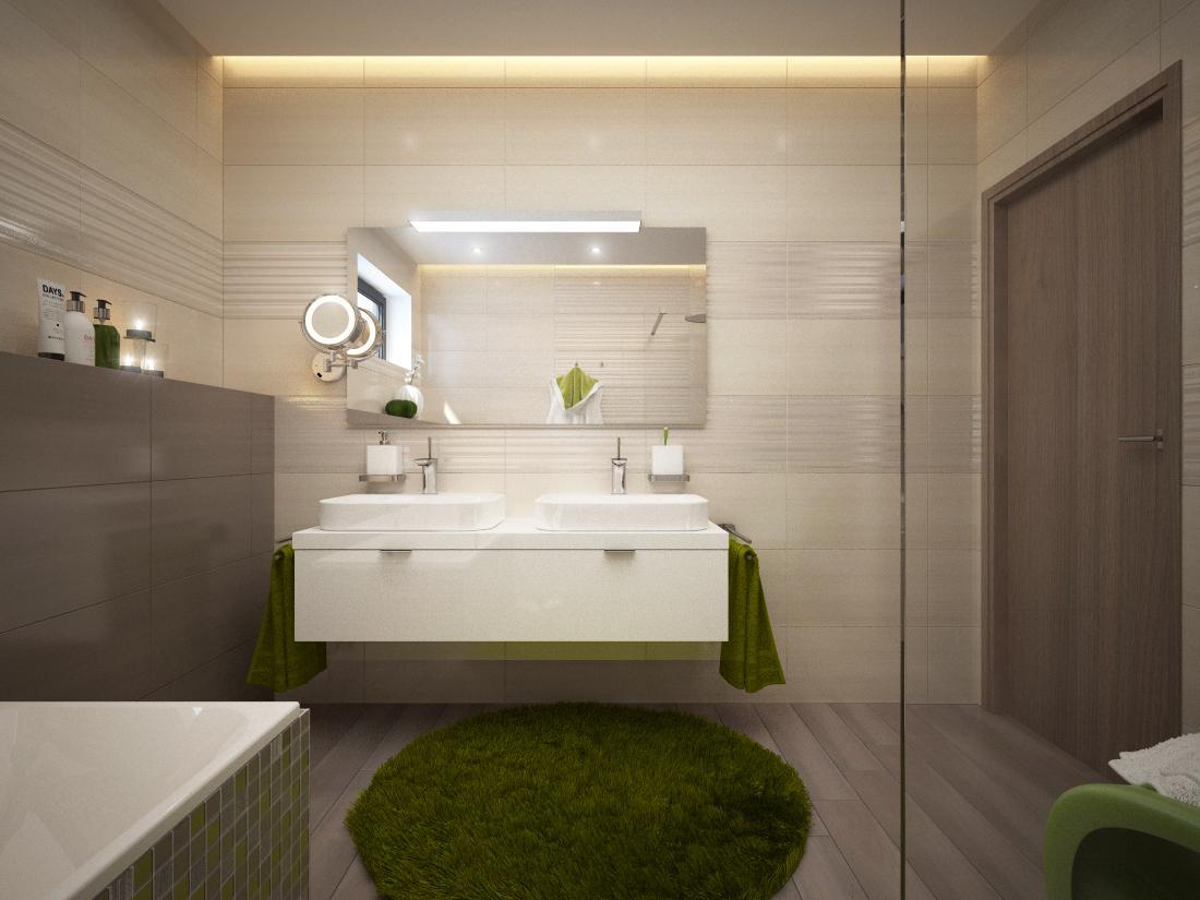 3D návrhy kúpeľní - vizualizácie - Obrázok č. 73