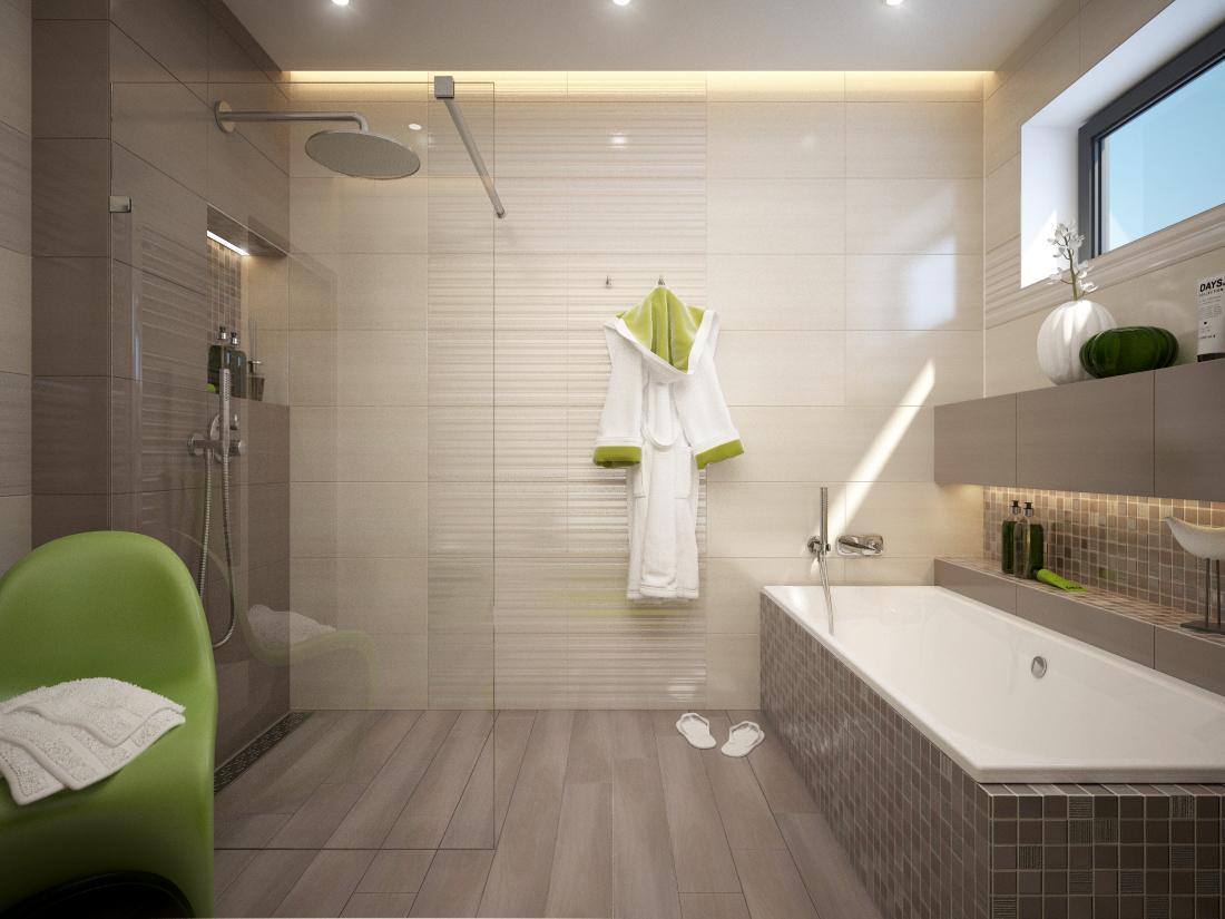3D návrhy kúpeľní - vizualizácie - Obrázok č. 74