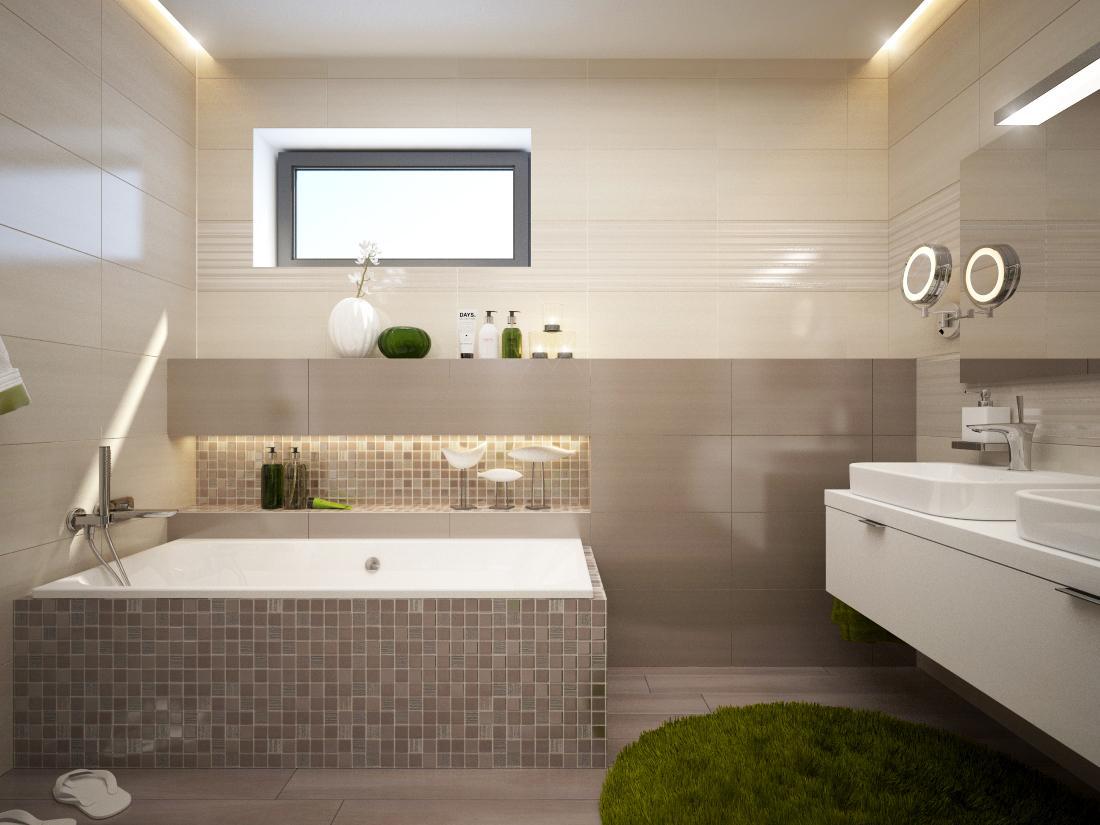 3D návrhy kúpeľní - vizualizácie - Obrázok č. 76