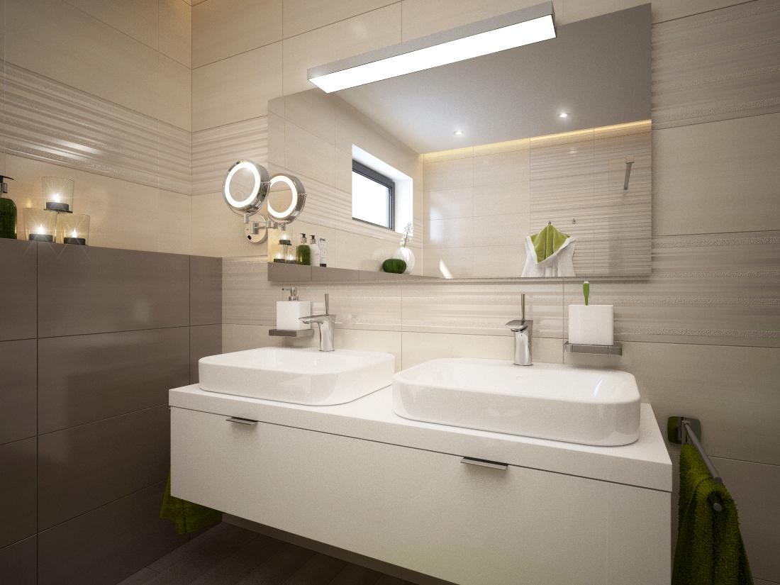 3D návrhy kúpeľní - vizualizácie - Obrázok č. 78