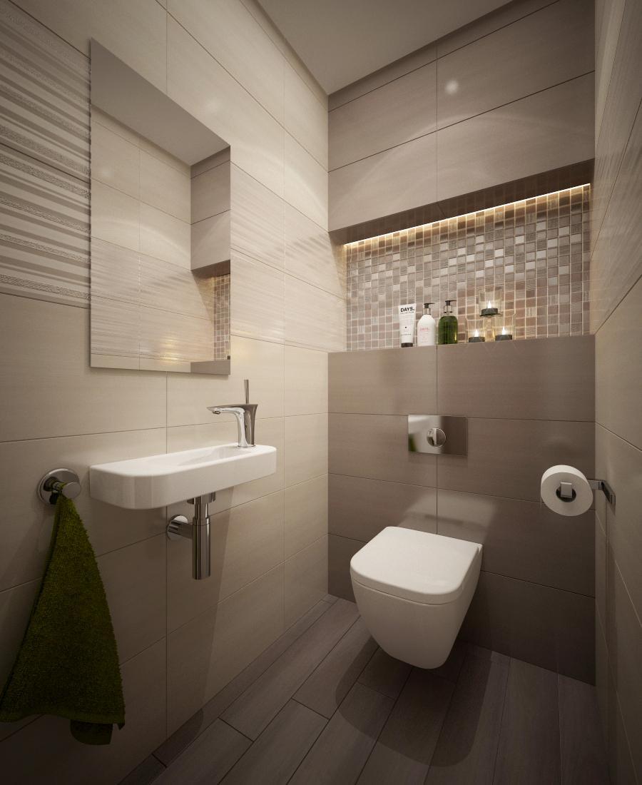 3D návrhy kúpeľní - vizualizácie - Obrázok č. 79