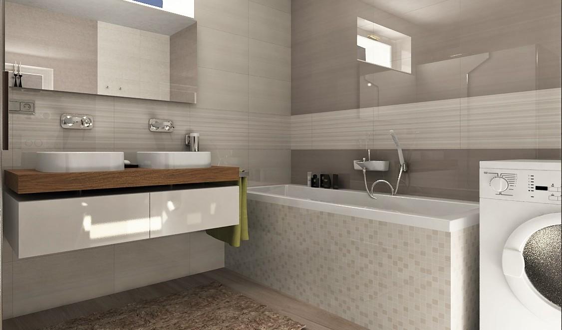Vizualizácie kúpeľne - Obrázok č. 115