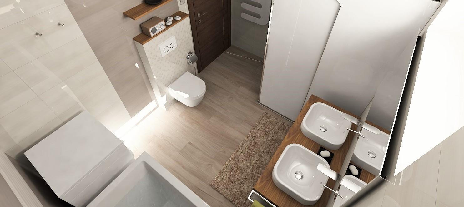 Vizualizácie kúpeľne - Obrázok č. 117