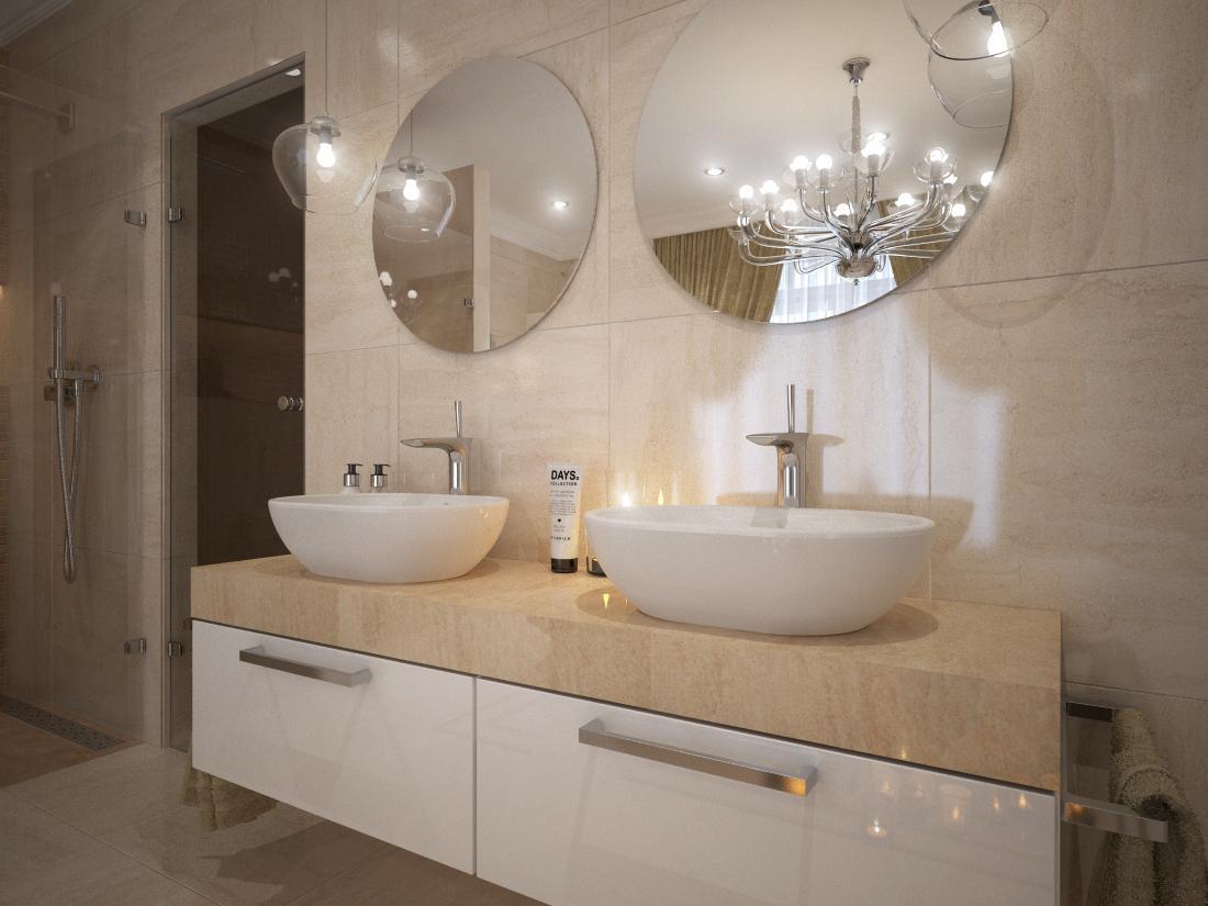 Návrhy a vizualizácie kúpeľní - Obrázok č. 10