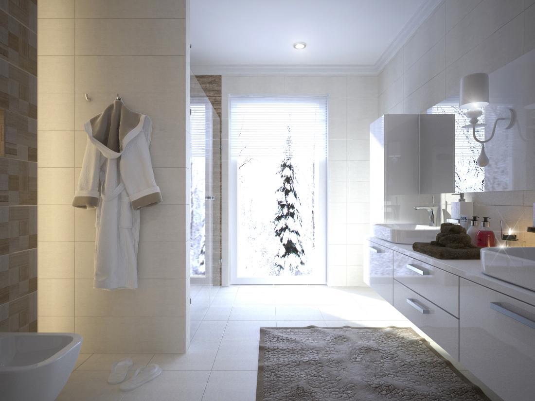 3D návrhy kúpeľní - vizualizácie - Obrázok č. 86
