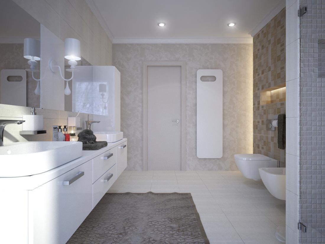 3D návrhy kúpeľní - vizualizácie - Obrázok č. 87
