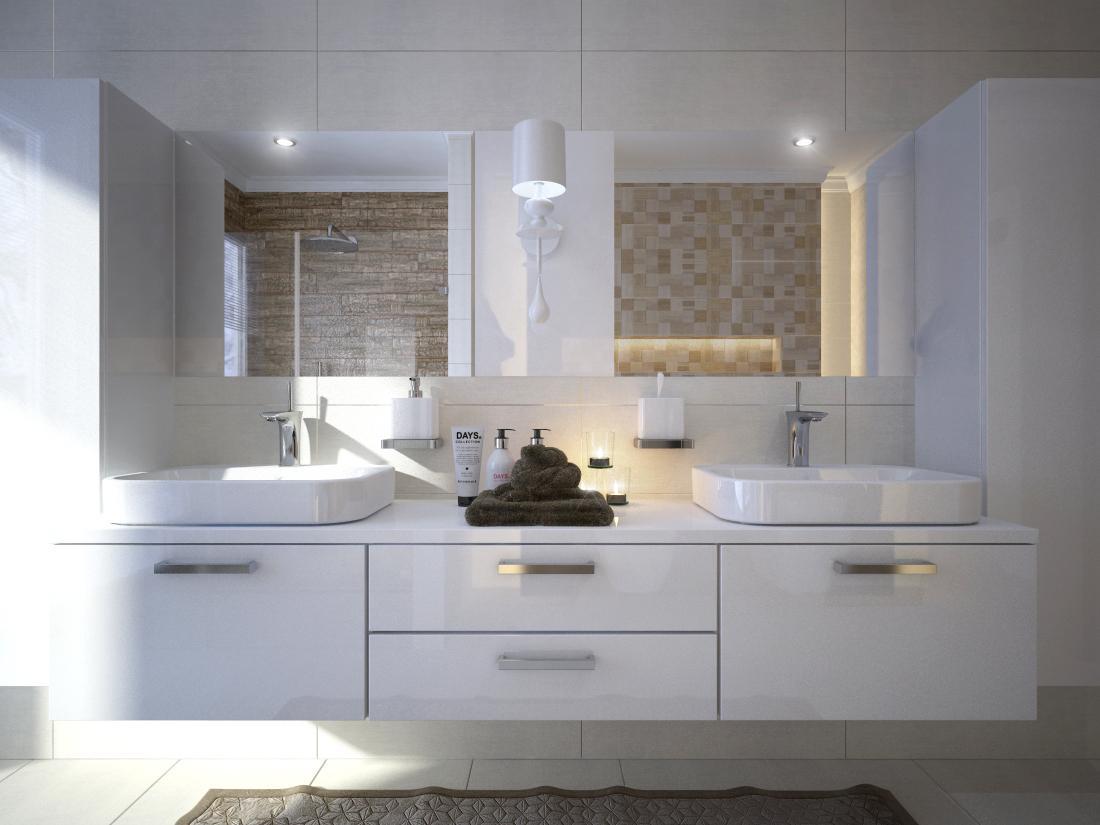 3D návrhy kúpeľní - vizualizácie - Obrázok č. 88