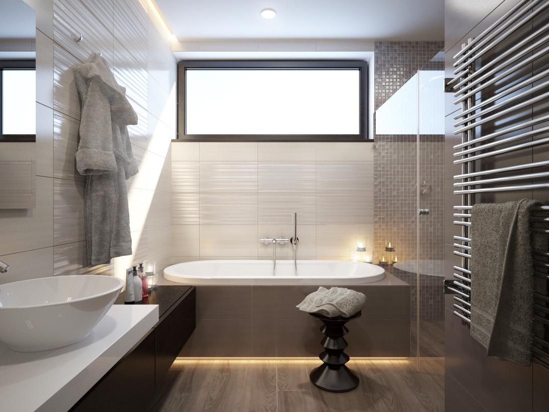 Návrhy a vizualizácie kúpeľní - Obrázok č. 16