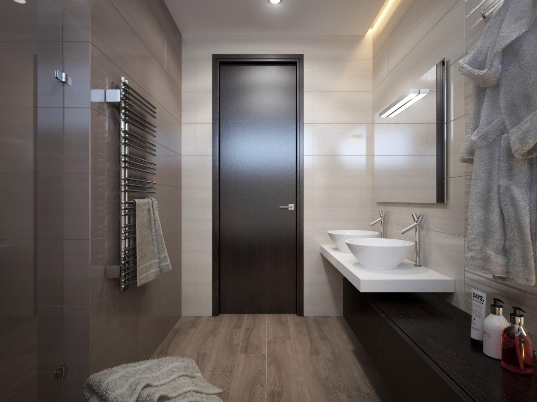 Návrhy a vizualizácie kúpeľní - Obrázok č. 17