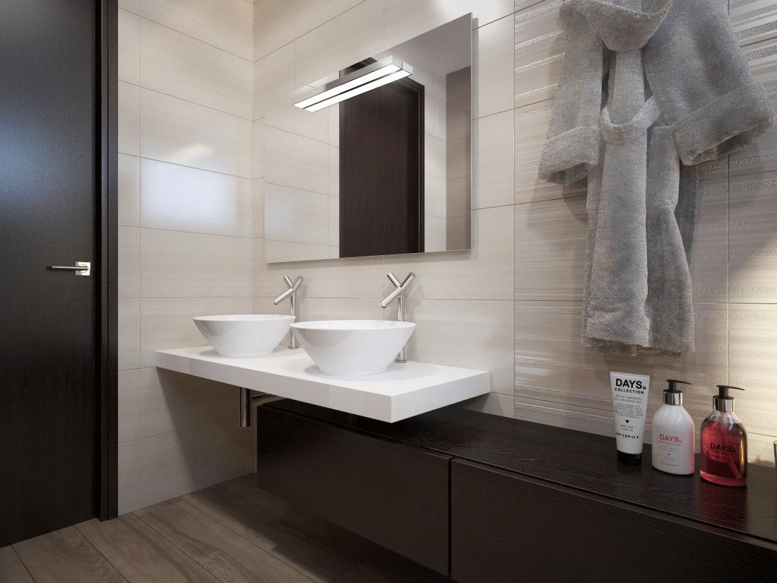 Návrhy a vizualizácie kúpeľní - Obrázok č. 18