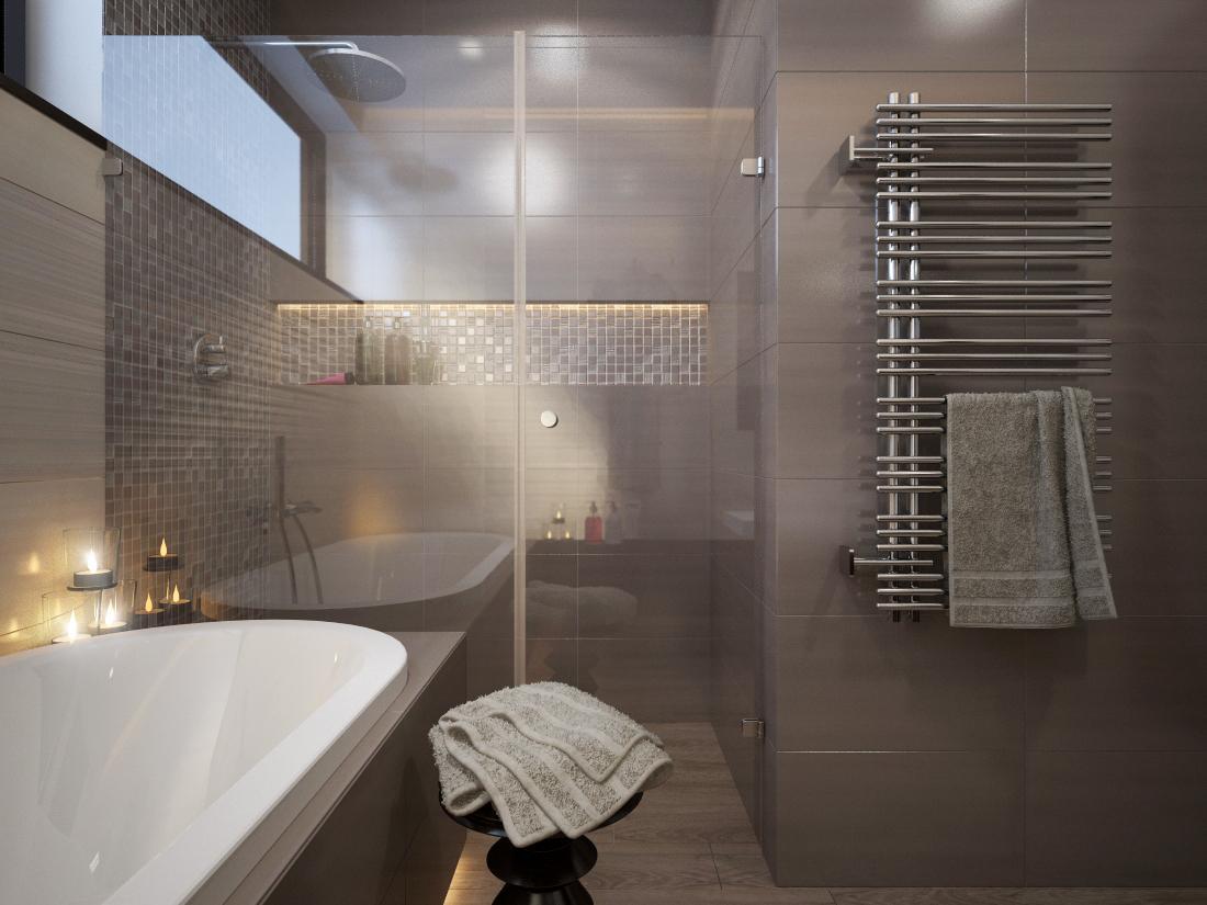 Návrhy a vizualizácie kúpeľní - Obrázok č. 19