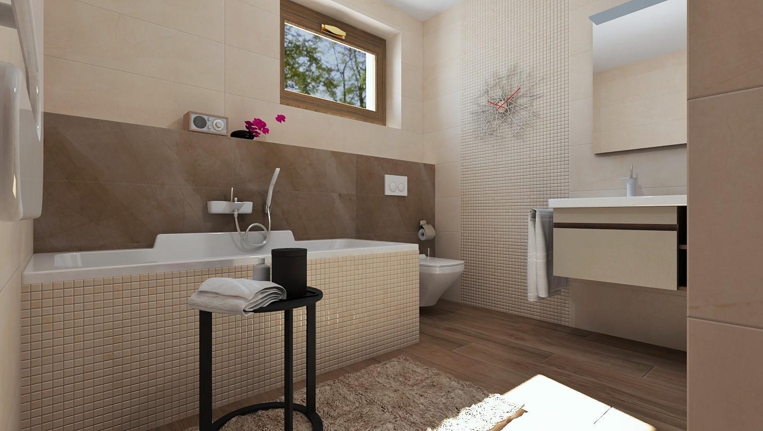 3D návrhy kúpeľní - vizualizácie - Obrázok č. 93