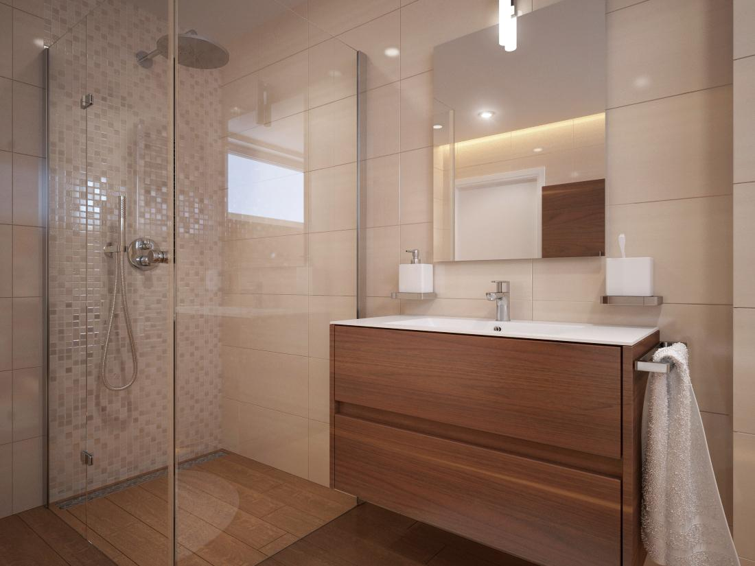 3D návrhy kúpeľní - vizualizácie - Obrázok č. 100