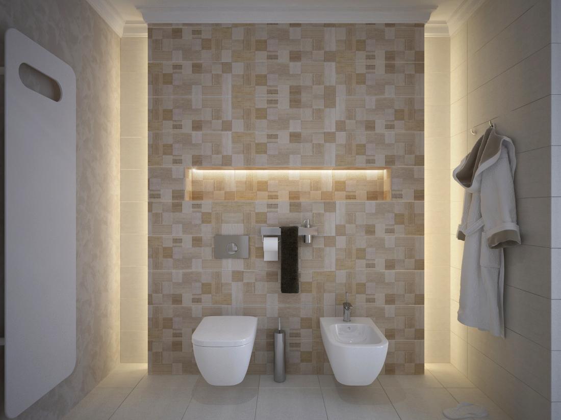 Návrhy a vizualizácie kúpeľní - Obrázok č. 25
