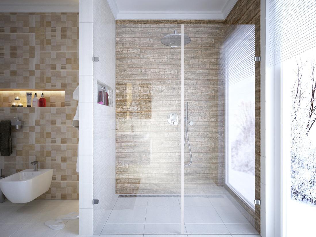 Návrhy a vizualizácie kúpeľní - Obrázok č. 26