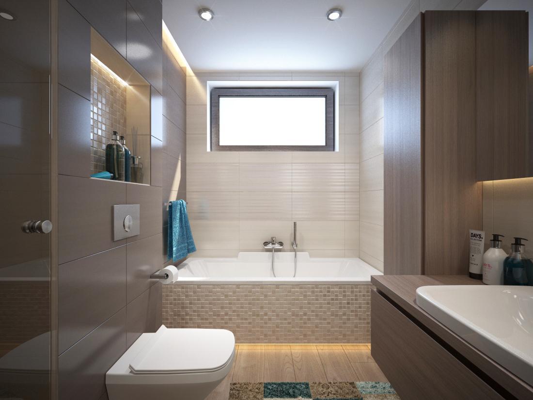 Návrhy a vizualizácie kúpeľní - Obrázok č. 33