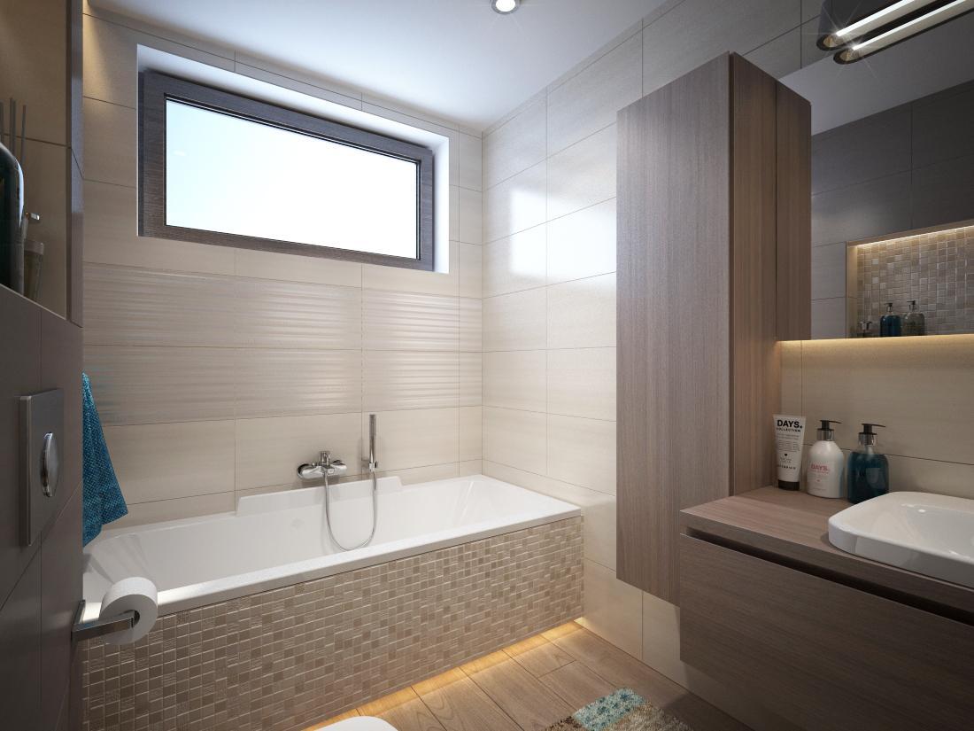 Návrhy a vizualizácie kúpeľní - Obrázok č. 34