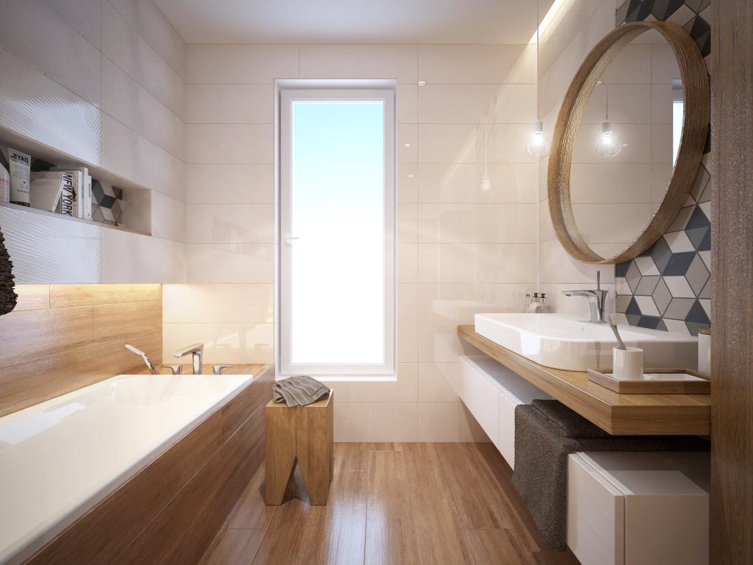 Návrhy a vizualizácie kúpeľní - Obrázok č. 37