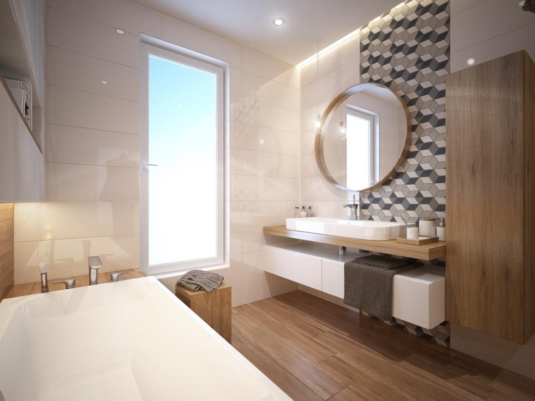 Návrhy a vizualizácie kúpeľní - Obrázok č. 38