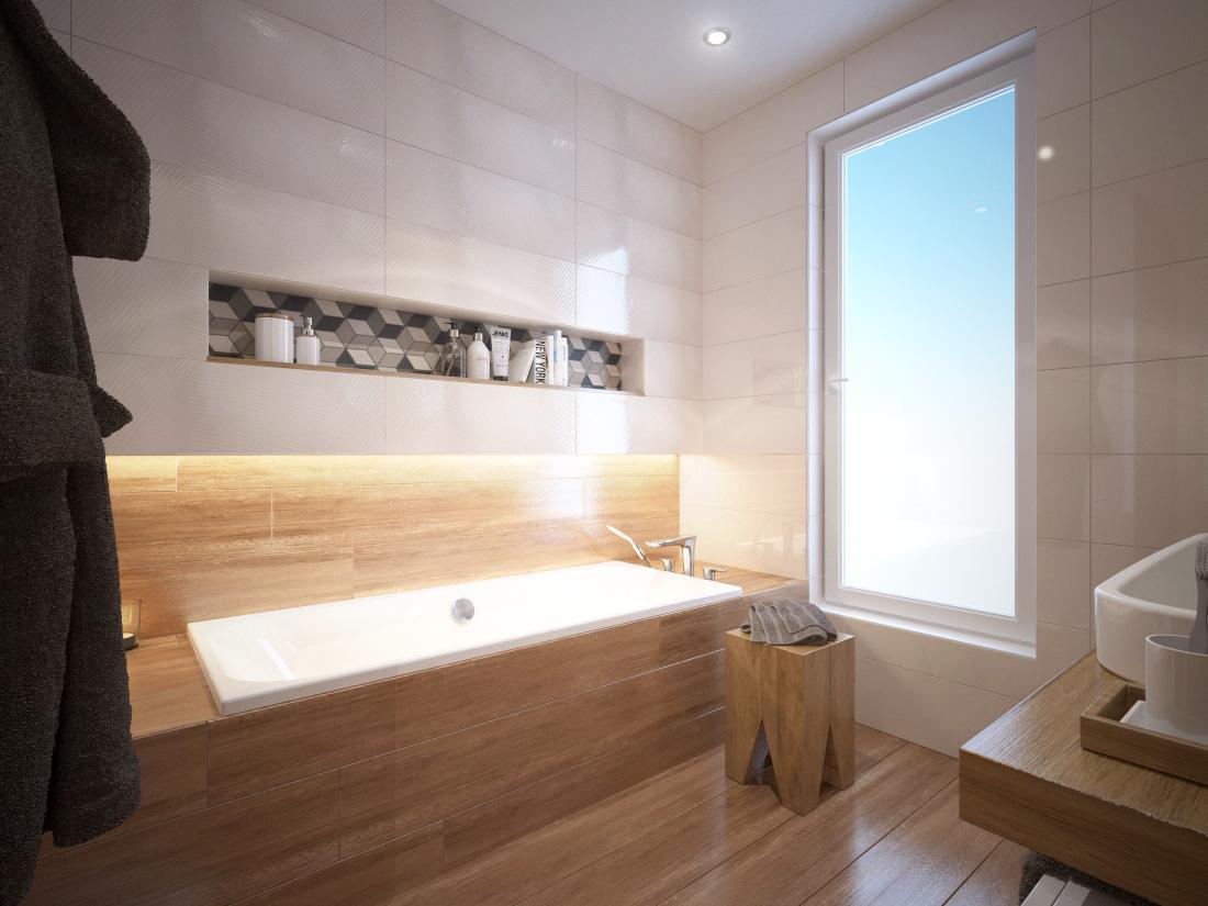 Návrhy a vizualizácie kúpeľní - Obrázok č. 39