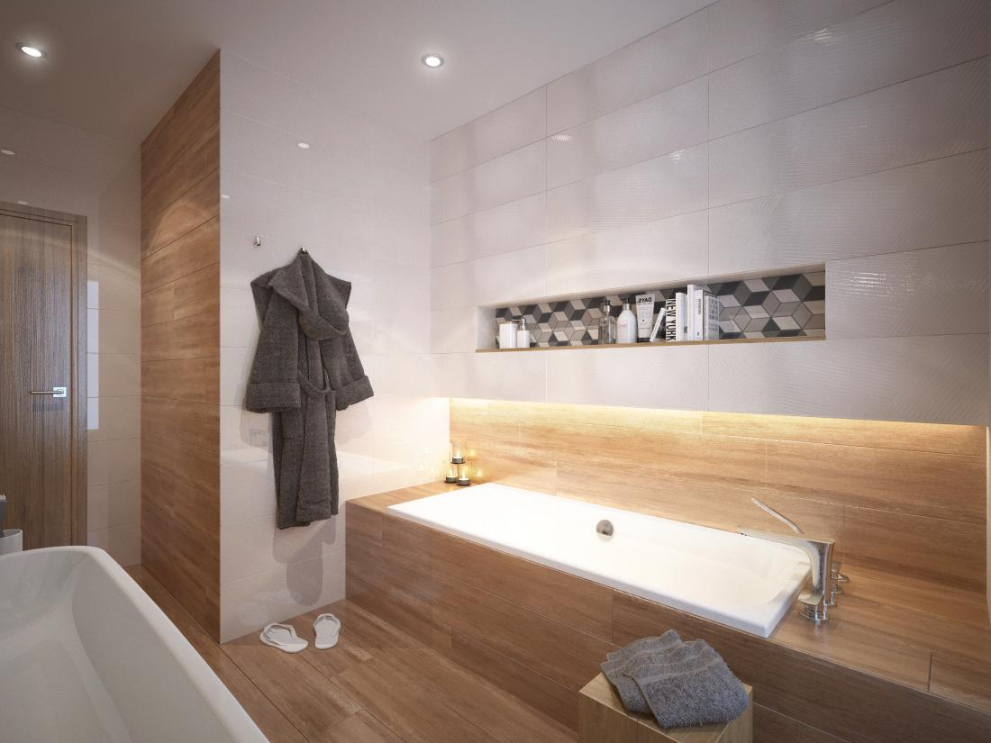 Návrhy a vizualizácie kúpeľní - Obrázok č. 41