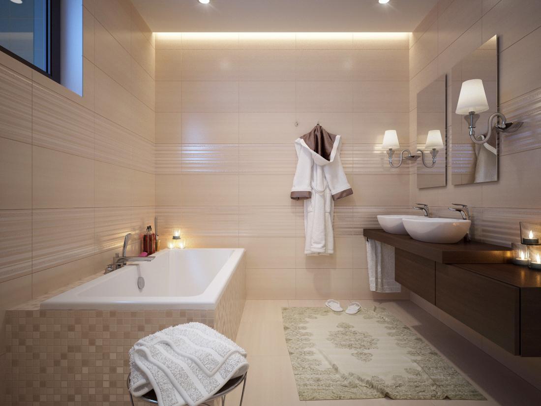 Návrhy a vizualizácie kúpeľní - Obrázok č. 82