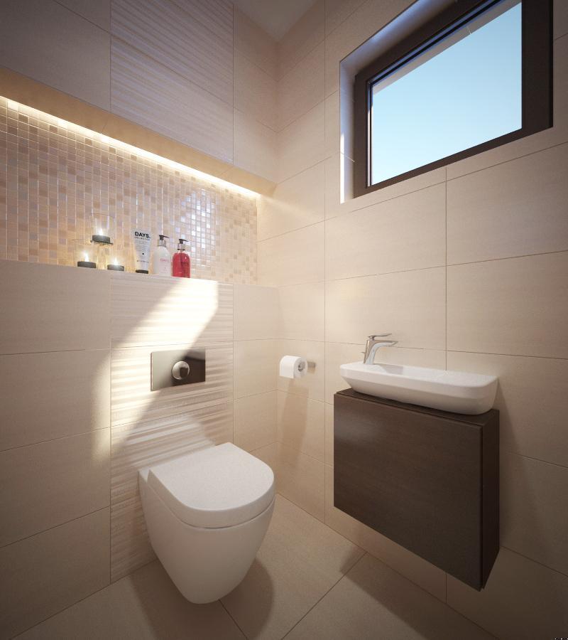 Návrhy a vizualizácie kúpeľní - Obrázok č. 84