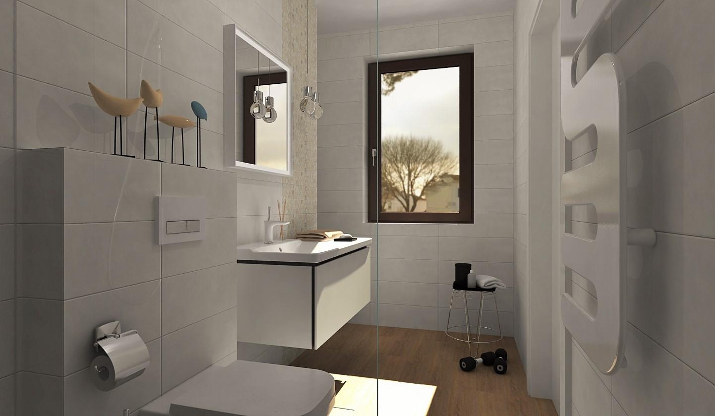 Návrhy a vizualizácie kúpeľní - Obrázok č. 102