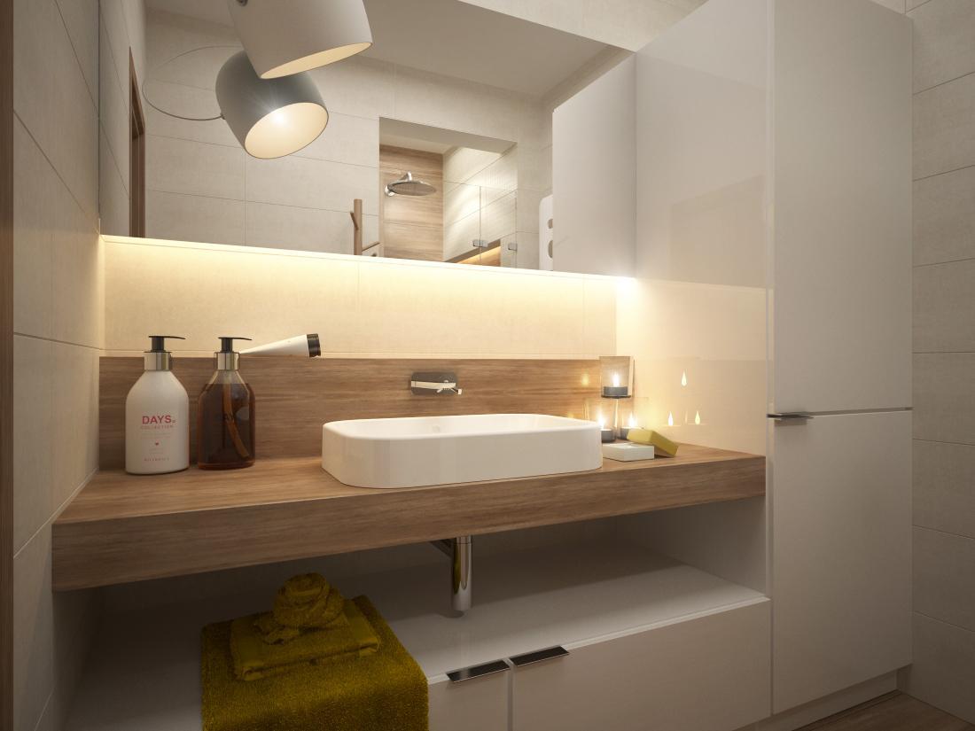 Vizualizácie kúpeľní - Obrázok č. 16