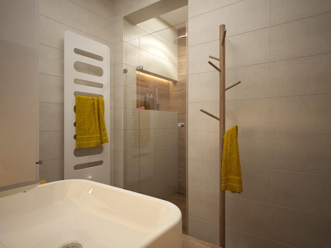 Vizualizácie kúpeľní - Obrázok č. 17
