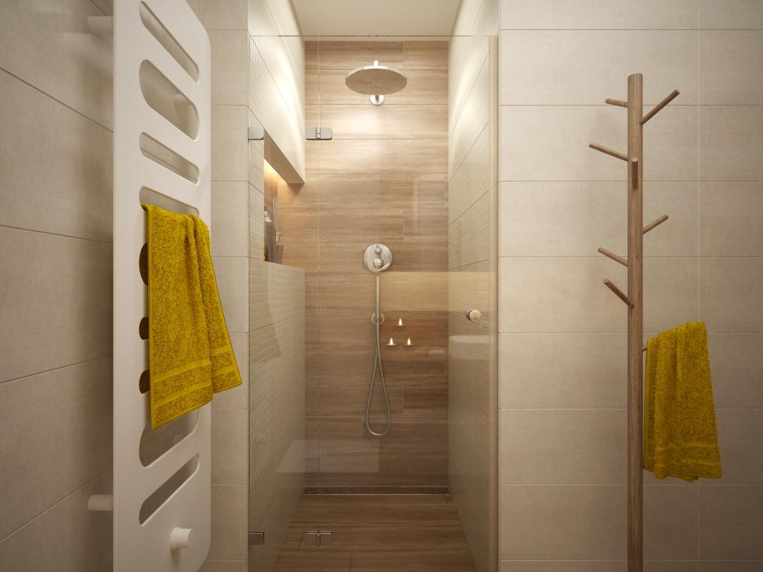 Vizualizácie kúpeľní - Obrázok č. 18