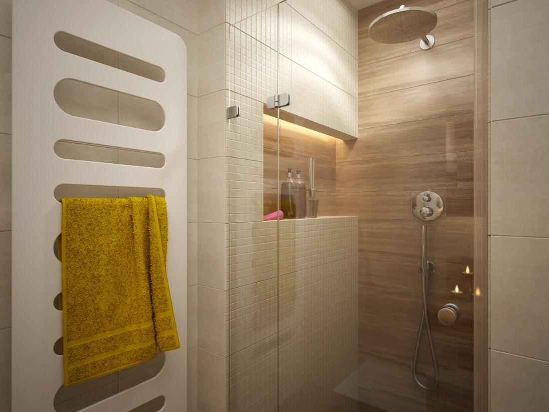 Vizualizácie kúpeľní - Obrázok č. 19
