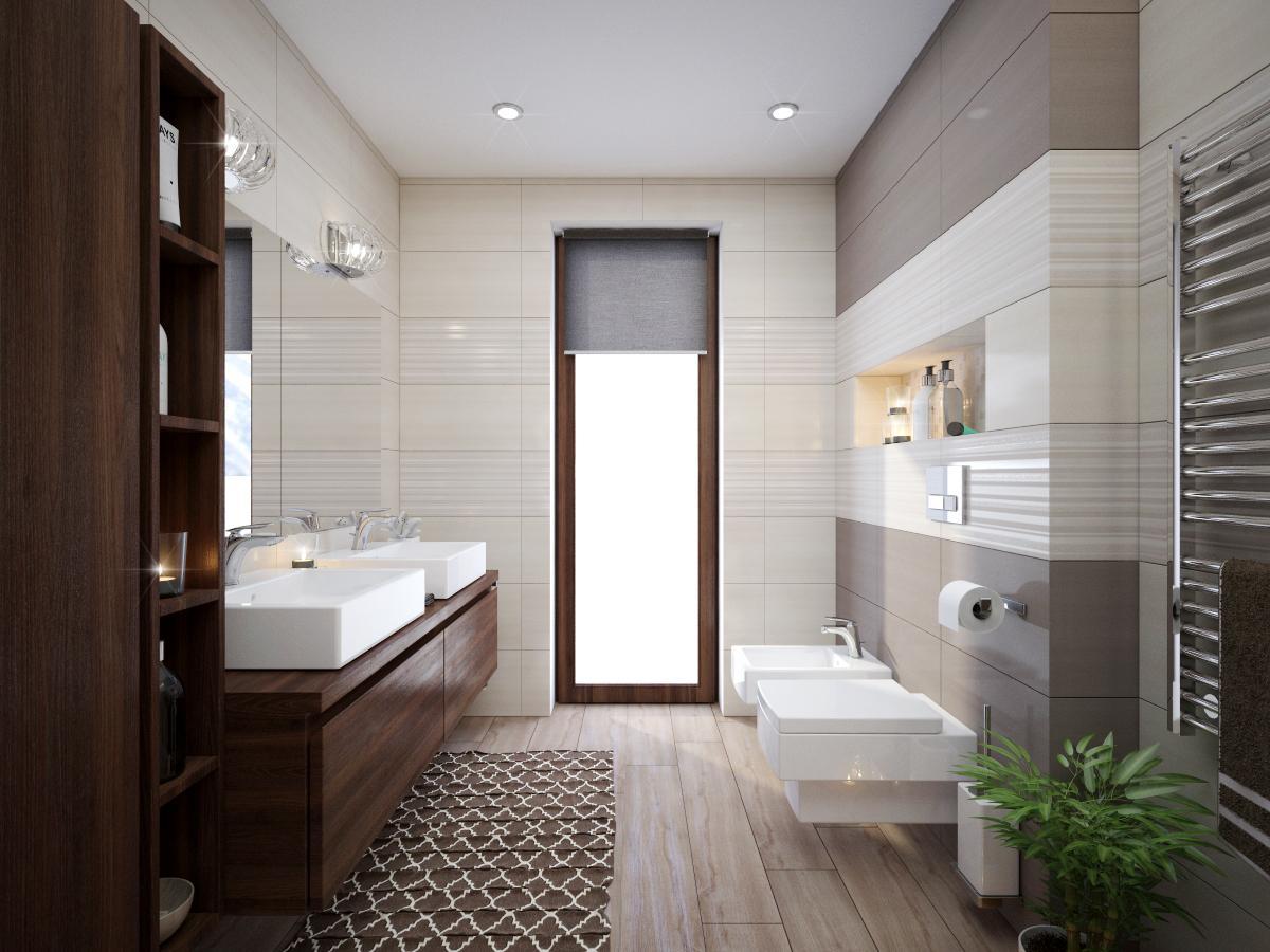 Vizualizácie kúpeľní - Obrázok č. 20