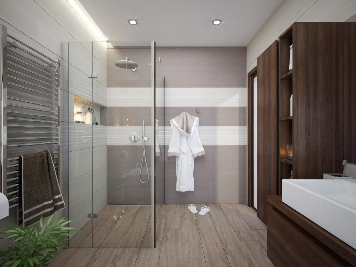 Vizualizácie kúpeľní - Obrázok č. 21