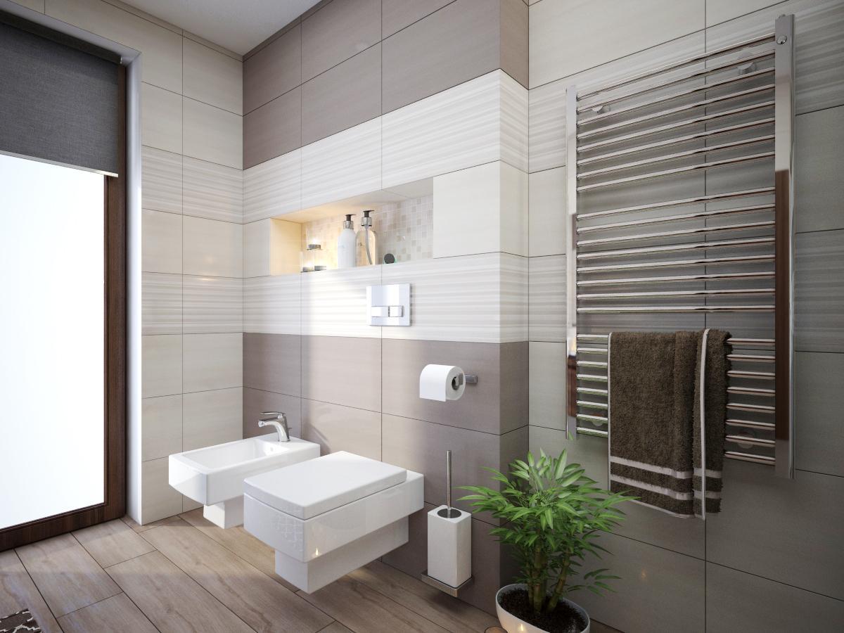Vizualizácie kúpeľní - Obrázok č. 22