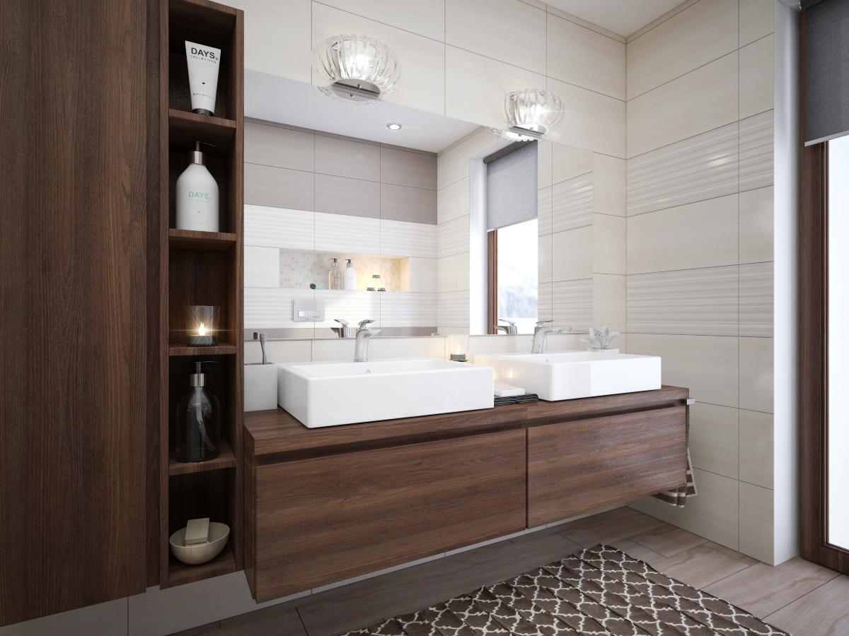 Vizualizácie kúpeľní - Obrázok č. 23