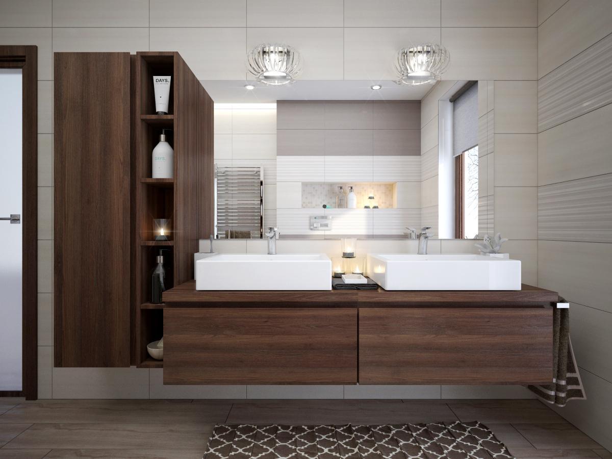 Vizualizácie kúpeľní - Obrázok č. 24