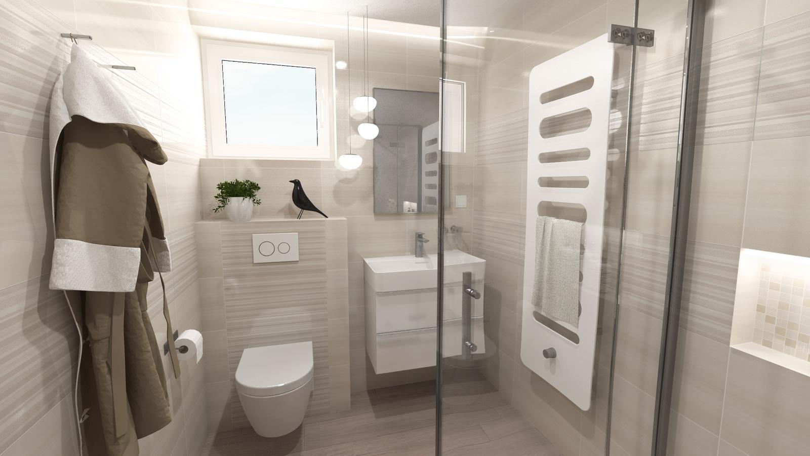 Vizualizácie kúpeľní - Obrázok č. 27