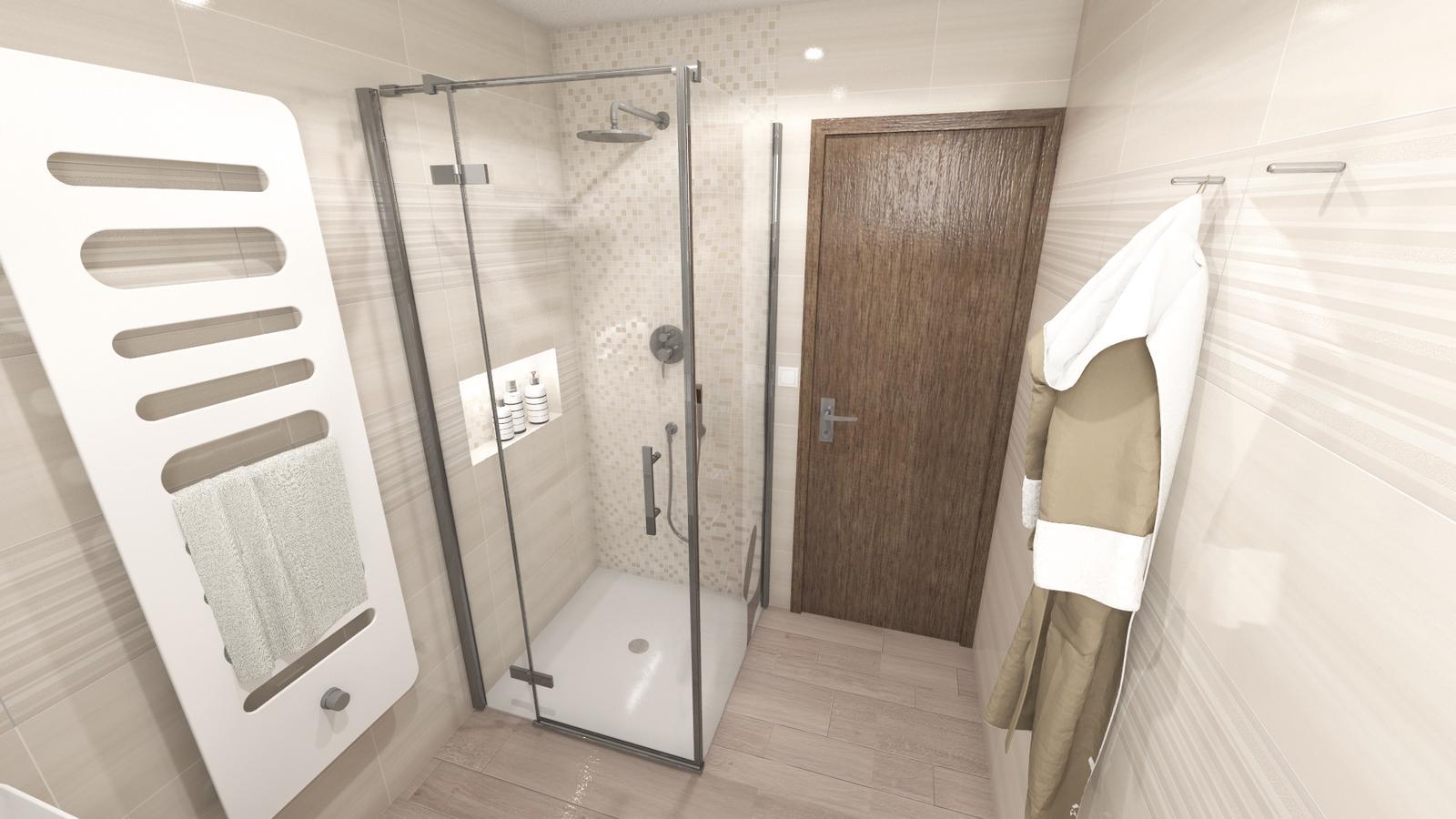 Vizualizácie kúpeľní - Obrázok č. 28