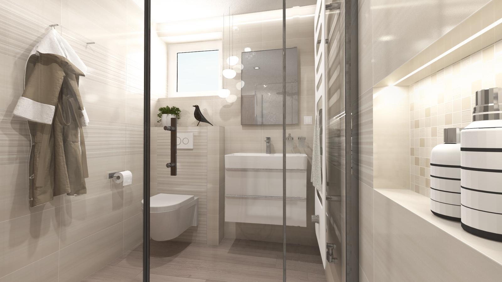 Vizualizácie kúpeľní - Obrázok č. 29