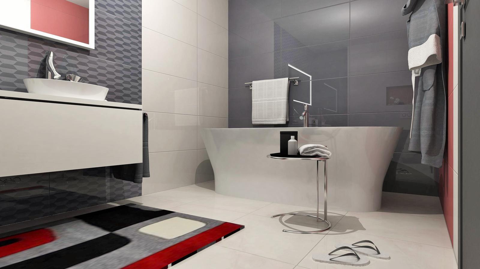 Vizualizácie kúpeľní - Obrázok č. 40