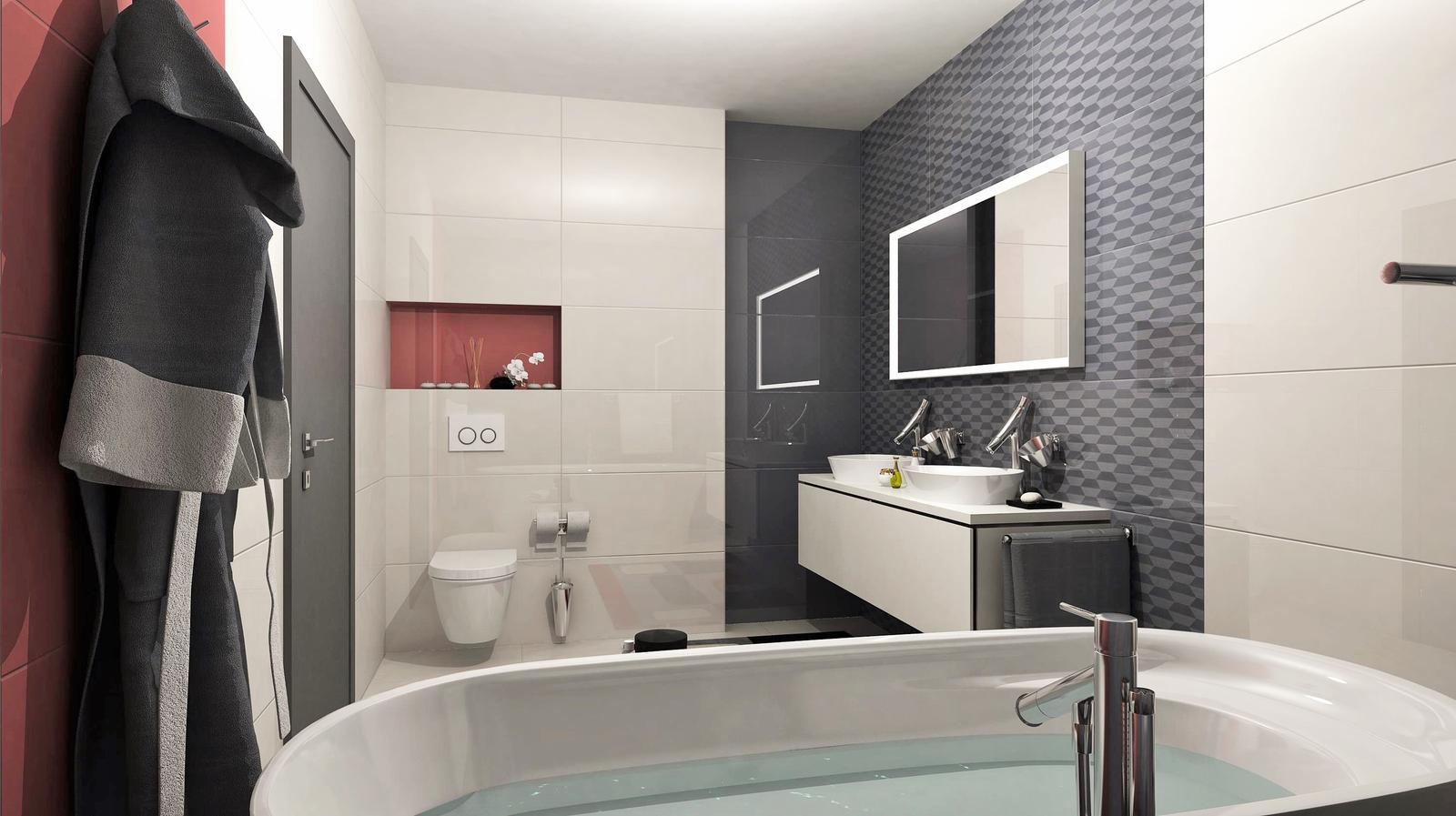 Vizualizácie kúpeľní - Obrázok č. 41