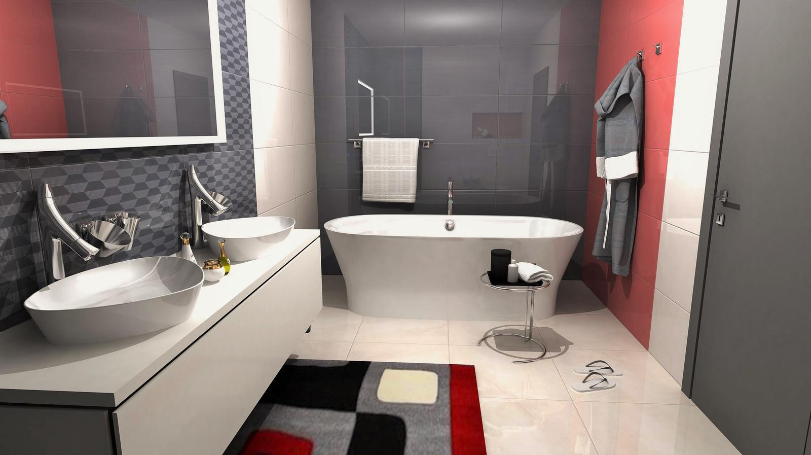Vizualizácie kúpeľní - Obrázok č. 42