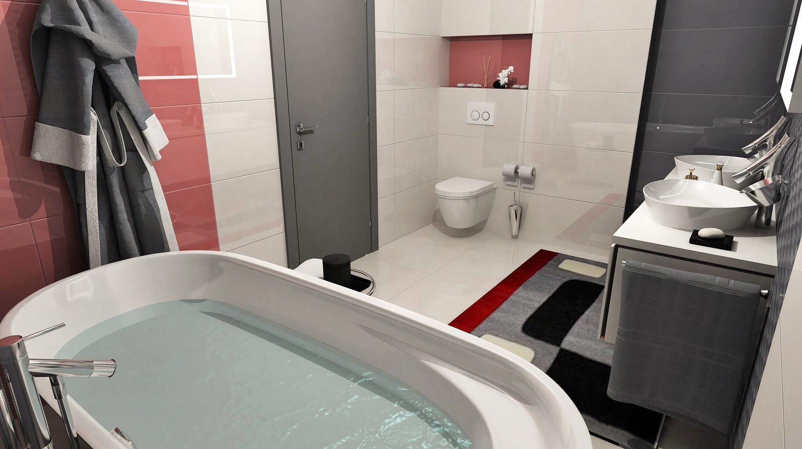Vizualizácie kúpeľní - Obrázok č. 44