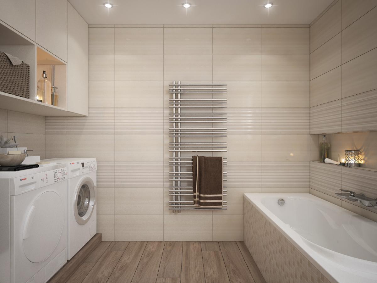 Vizualizácie kúpeľní - Obrázok č. 52