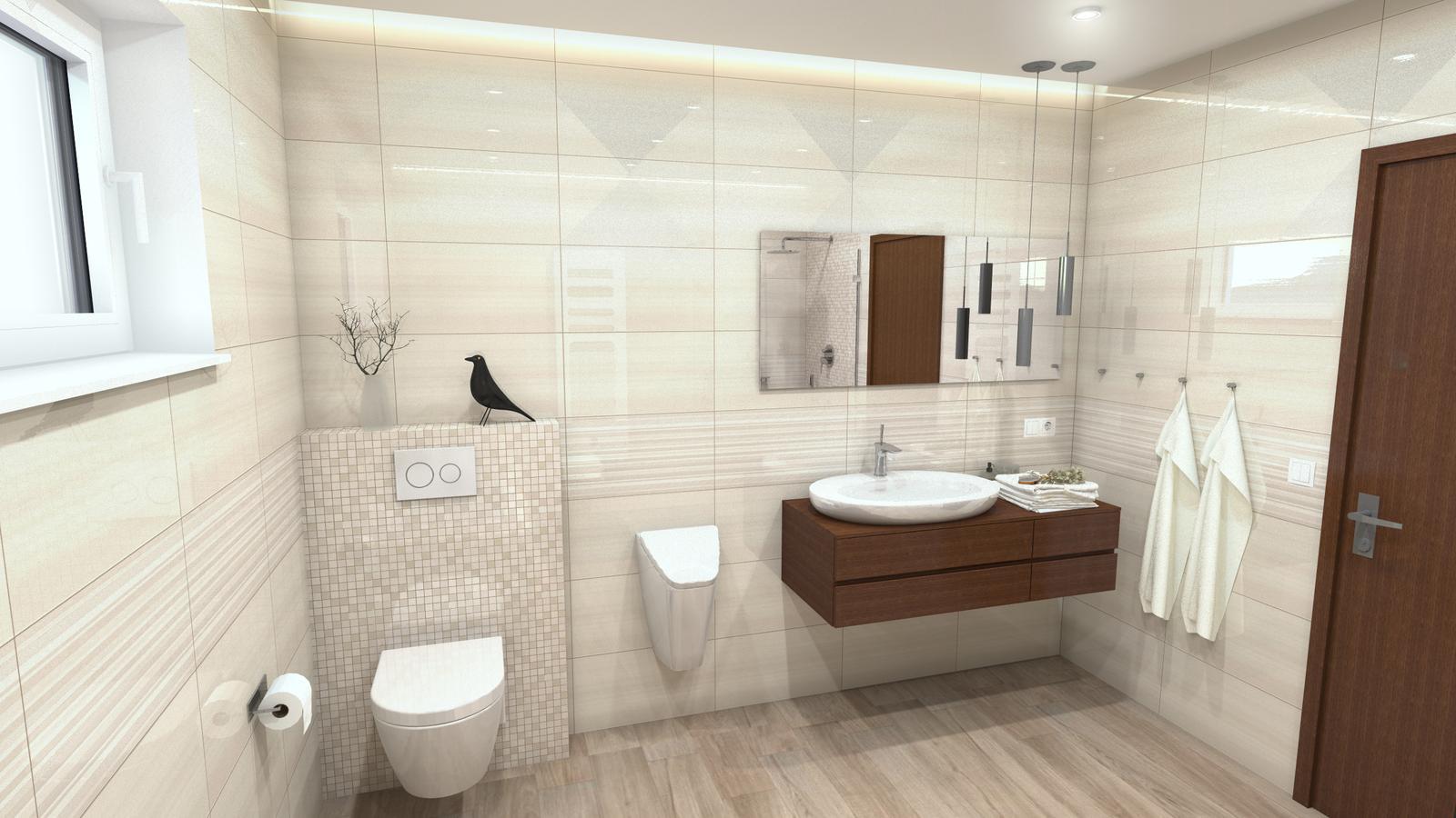 Vizualizácie kúpeľní - Obrázok č. 57